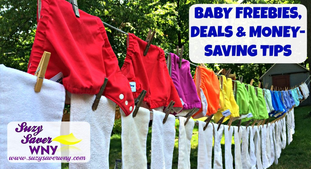 Baby Freebies Deals Money Saving Tips Suzy Saver WNY