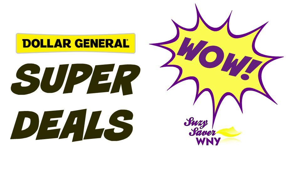 Dollar General Super Deals