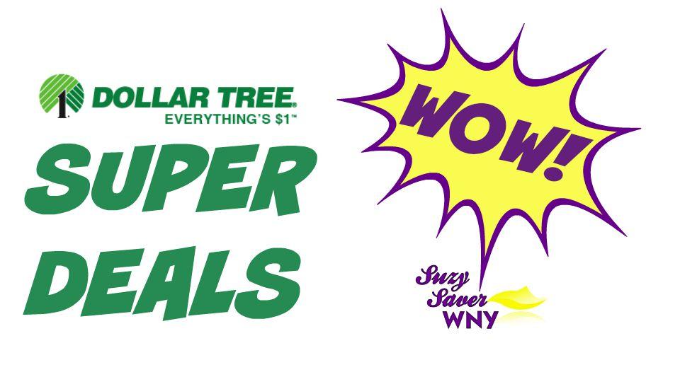 Dollar Tree Super Deals
