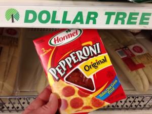 Hormel Pepperoni 1.75 oz Dollar Tree