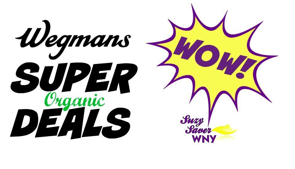 Wegmans Super Organic Deals