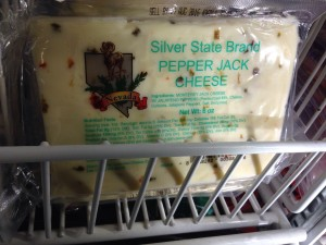 Silver State Pepper Jack Cheese Dollar Tree
