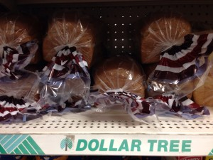 bread Dollar Tree