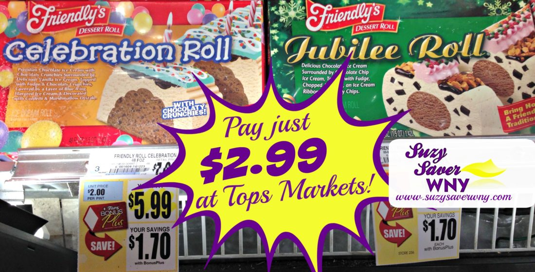 Icing in store coupons