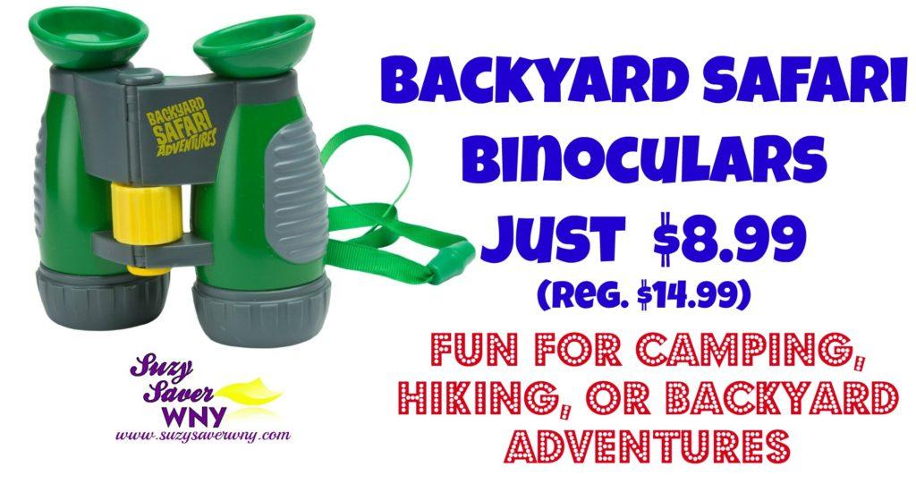 backyard safari kids binoculars just reg