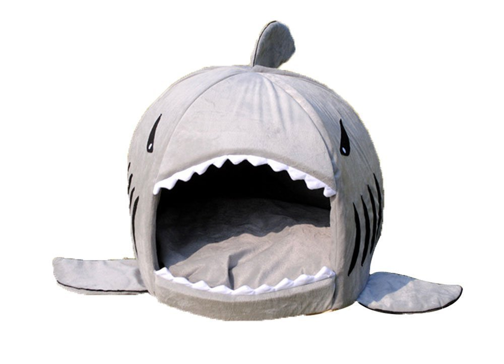 Shark Dogs Bed