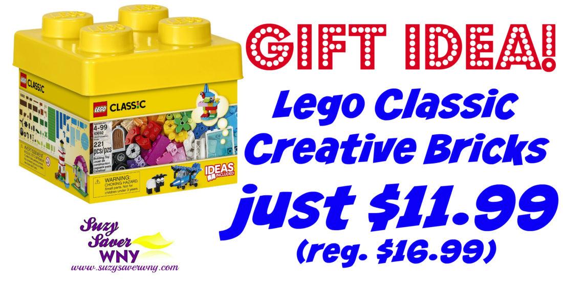 HOT DEAL* Lego Classic Creative Bricks Set - just $11 99 -