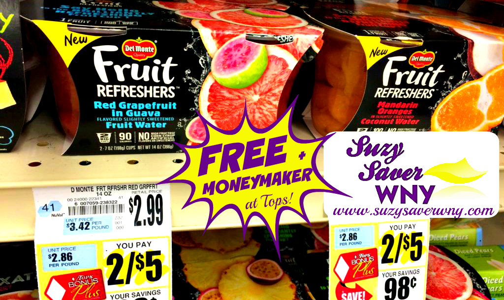 del-monte-fruit-refreshers-tops-markets-deal-coupon-ibotta-dollar-doubler-week-suzy-saver-wny