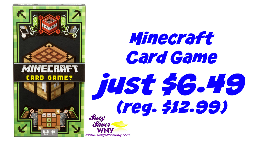 minecraft card amazon