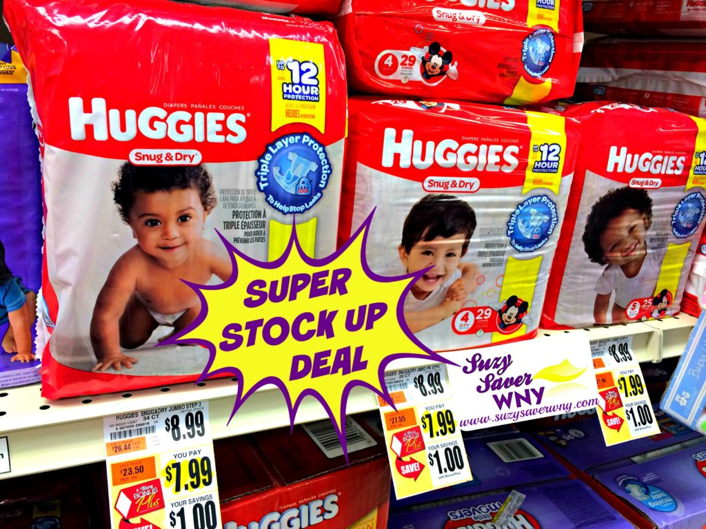 photograph about Printable Coupons for Huggies Diapers called Tops Marketplaces: *Sizzling Package deal IS Back again* Low-cost Huggies Diapers -