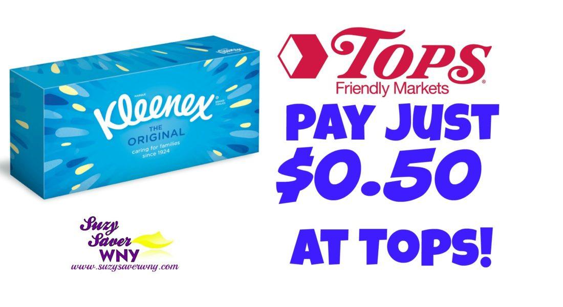 kleenex-facial-tissues-tops-markets-deal-0-50-suzy-saver-wny