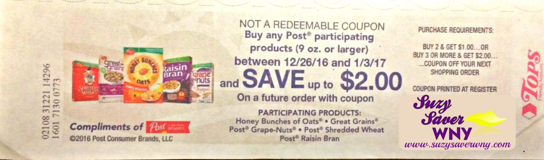 About Grape-Nuts Be sure to sign up for email alerts or add them to your list, so you'll always be the first to know when more Grape-Nuts coupons arrive!
