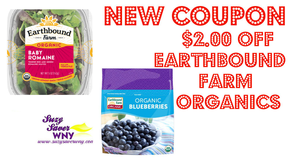 picture regarding Organic Printable Coupons titled Fresh new COUPON: Conserve $2.00 upon Earthbound Farm Organics -
