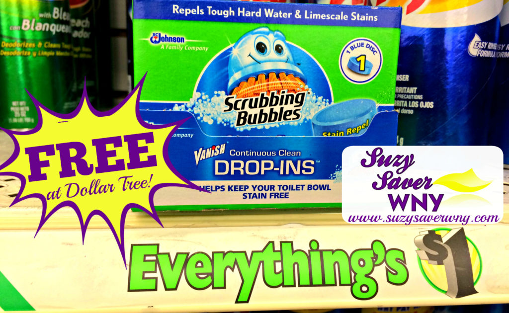 picture relating to Scrubbing Bubbles Printable Coupon known as Greenback Tree: *Scorching Bundle* Free of charge Scrubbing Bubbles -