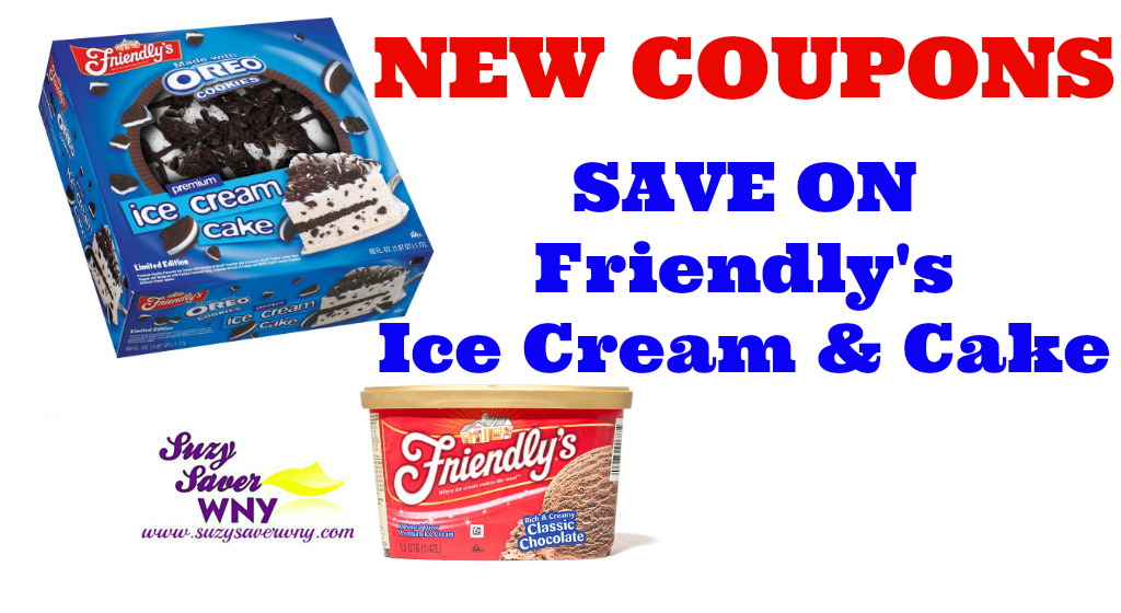 photograph about Ice Cream Coupons Printable identify Uncommon Discount codes: Help you save upon Friendlys Ice Product Cakes -