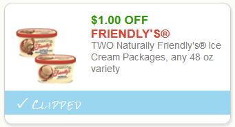 photograph about Ice Cream Coupons Printable named Scarce Coupon codes: Conserve upon Friendlys Ice Product Cakes -