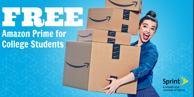 amazon free for students