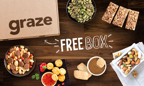 GRAZE FREE SAMPLE BOX