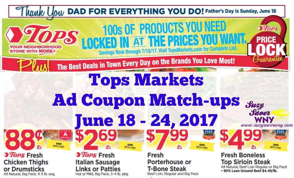 Tops coupon policy 2018