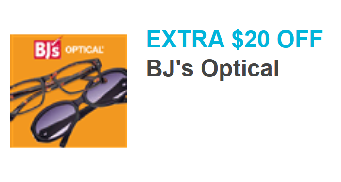 photo about Bjs Printable Coupons named Clean COUPON: Help save $20 upon Eyegles at BJs Optical -