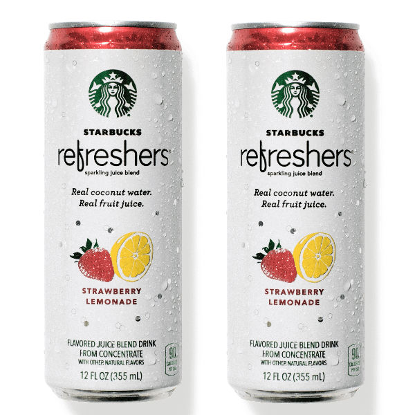 New Coupons Save Up To 4 75 On Starbucks Refreshers