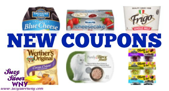 image about Fancy Feast Printable Coupons titled Fresh Discount coupons: Help save upon Philadelphia, Frigo, Treasure Cave