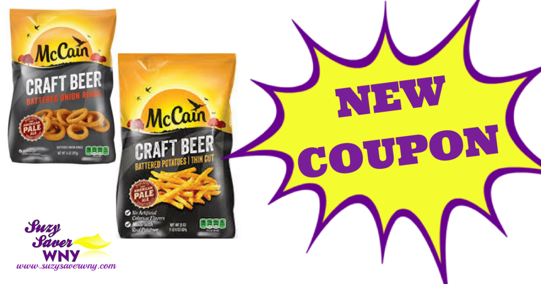 Mccain french fries coupons