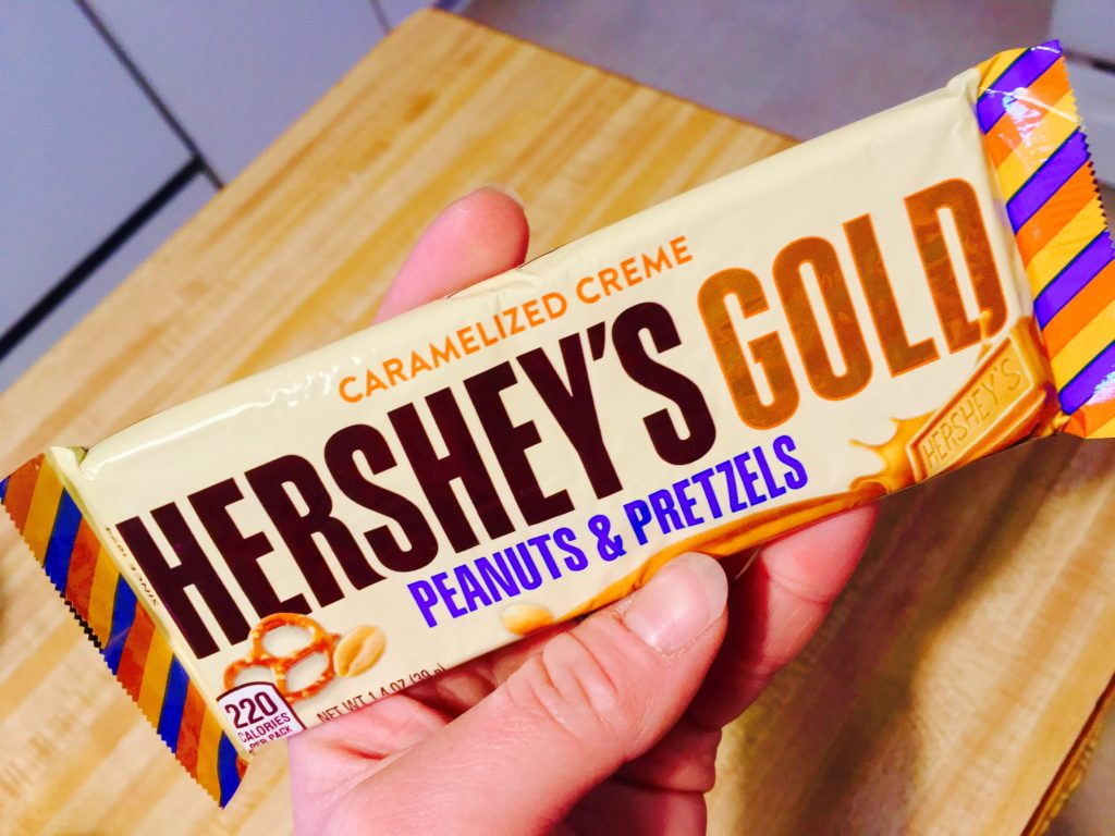 Hershey's Gold Candy Bar Suzy Saver WNY
