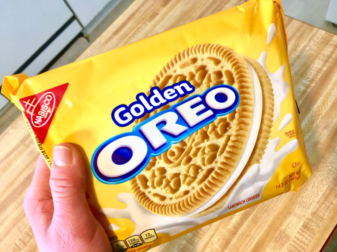 Golden Oreo Cookies Suzy Saver WNY