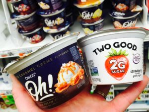 Dannon Oikos Oh! Yogurt Two Good Yogurt Suzy Saver WNY