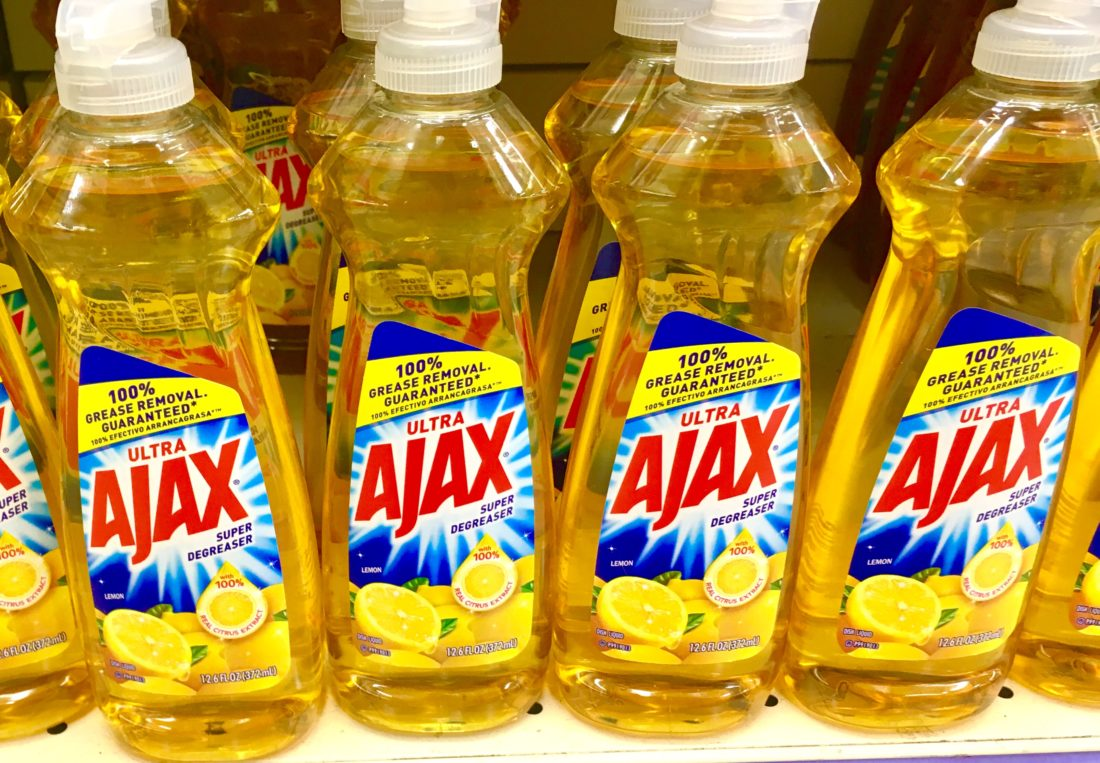 Ajax Dish Detergent Tops Markets Deal Suzy Saver WNY