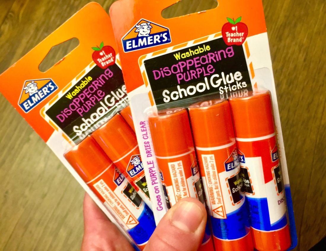 Elmer's Glue Sticks School Supply Deal