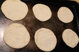 Cheesy Chicken Pockets Recipe Biscuits Step 1