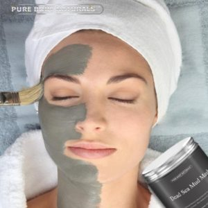 Dead Sea mud mask 2