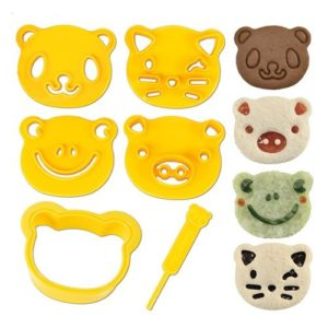 Animal Friends Cookie Cutters