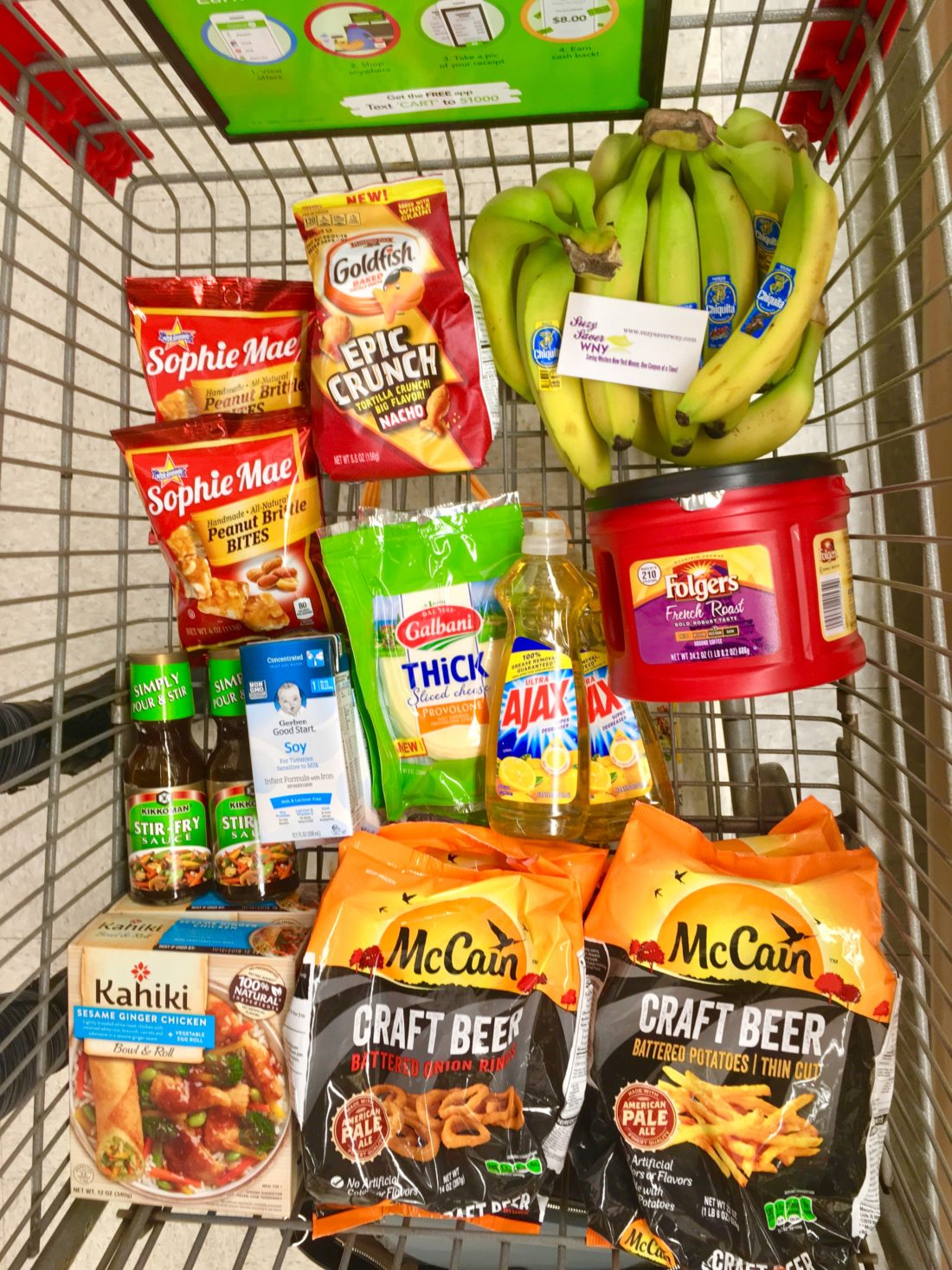 Tops Markets Extreme Couponing Shopping Trip February 2019 Suzy Saver WNY