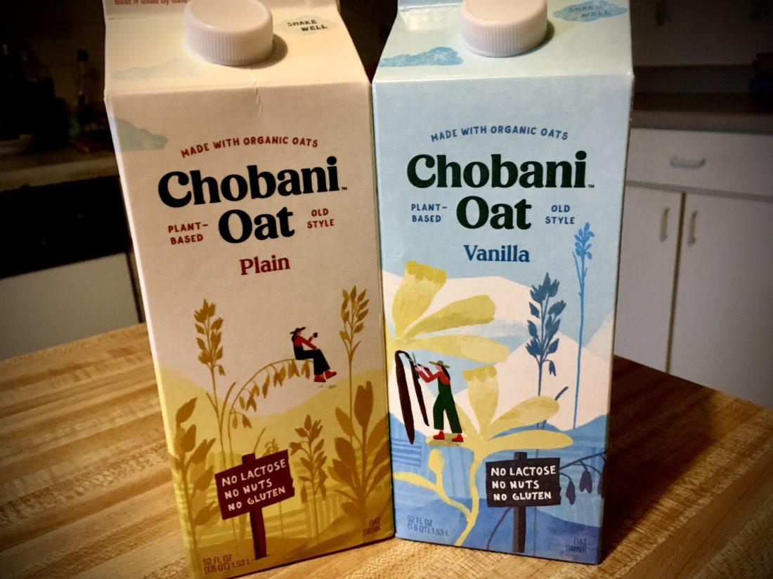 Chobani Oat Milk Coupon Deal