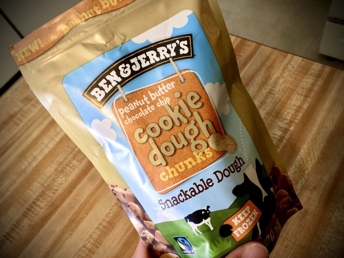 Ben & Jerry's Cookie Dough Bites Coupon Deal
